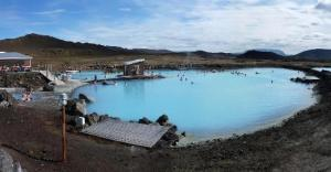 Apparently what the baths look like in the day!!