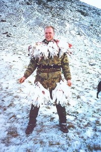 ptarmigan hunter