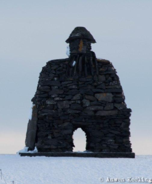 Bárðar Saga Snæfellsáss Statue